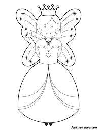 17 ציורי פיות images drawings fairy coloring
