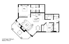 Class B Floor Plans by Pacific Landing U2013 Victoria British Columbia U2013 Skyire Home Corp