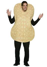 peanut costume funny snack costumes for adults