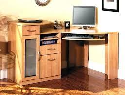 Staples Corner Computer Desk Small Corner Computer Desk Small Corner Desk With Hutch Modern