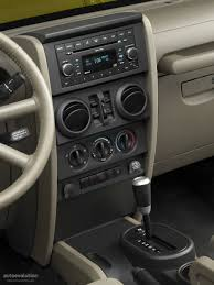 jeep wrangler unlimited specs 2006 2007 2008 2009 2010 2011