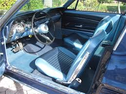 1967 blue mustang 1967 ford mustang fastback 125246