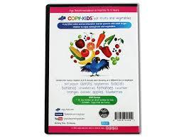 amazon com copy kids eat fruits and vegetables malona badelt