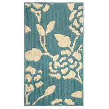 Teal Kitchen Rugs Buy Washable Kitchen Rugs From Bed Bath Beyond