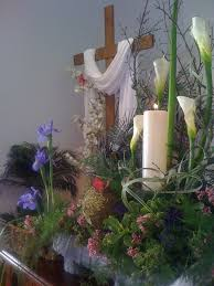 Easter Sunday Decorations by 62 Best Altar Deco Images On Pinterest Church Ideas Worship