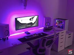 28 pc gaming setup ideas cool computer setups and gaming