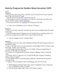 enjoyable free plays for church nobby nativity
