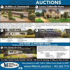 morris auction group upcoming auction services ads from