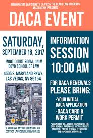 Unlv Map Daca Event Calendar University Of Nevada Las Vegas