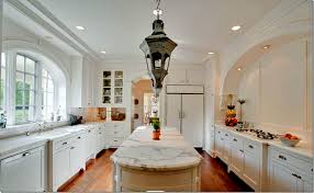 White Carrera Marble Kitchen Countertops - cote de texas white marble for the kitchen yes or no