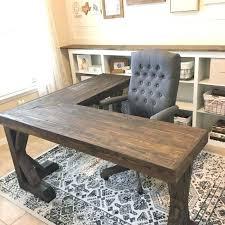 rustic l shaped desk build l shaped desk build l shaped desk rustic l shaped desk for the