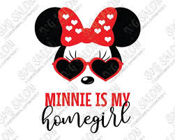 minnie mouse monogram 25 best disney inspired svg files printable images on