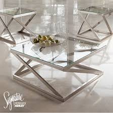 Ashley Furniture Glass Coffee Table 34 Best Totally Tables Images On Pinterest Ashley Furniture