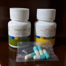 Obat Zinc obat jerawat paling uh tiens produk tiens herbal murah