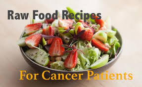 raw food recipes for cancer patients u2013 cancer spartan