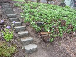 Landscaping Ideas For A Sloped Backyard by Best 10 Steep Gardens Ideas On Pinterest Steep Backyard Steep