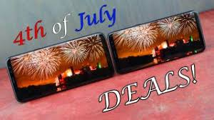 4th of july sale 2017 apple watch 2 samsung galaxy s8 and cheap