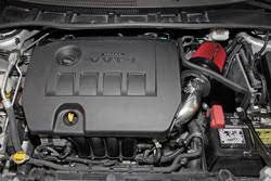 1998 toyota corolla performance parts spectre performance intake adds affordable power to 2009 2014