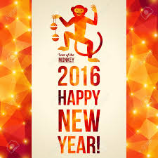 lunar new year photo cards epic new year card ideas with colorful letterings and