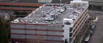 providence office park parking garage general contractor