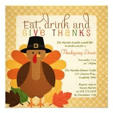 luxury thanksgiving dinner invitations happy thanksgiving