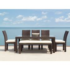 Teal Dining Table by Compare Prices On Outdoor Wicker Dining Table Online Shopping Buy