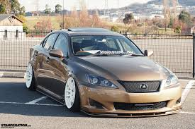 slammed lexus is350 image gallery is250 slammed
