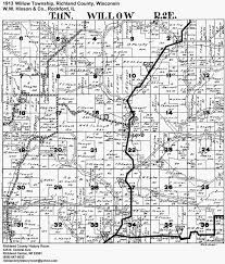 Maps Wisconsin by Richland County Wisconsin Maps