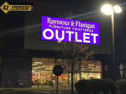 deptford raymour and flanigan outlet plans for opening wednesday