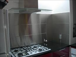 Red Kitchen Backsplash Kitchen Metal Backsplash Ideas Easy Backsplash Ideas Stainless