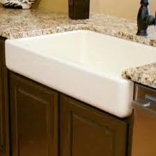 Decor Beautiful Apron Sink For Your Kitchen Counter Design - Kitchen sinks apron front