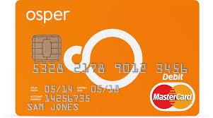 debit cards for kids osper mobile banking for