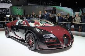 future bugatti veyron super sport first and last bugatti veyron built share the stage in geneva