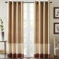 Striped Living Room Curtains by Striped Curtains U0026 Drapes You U0027ll Love Wayfair