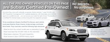 subaru gdf certified used subaru in glen mills certified pre owned cars for