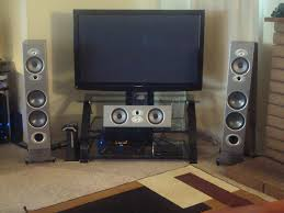 polk home theater speaker system albertnsb u0027s home theater gallery newer setup 21 photos