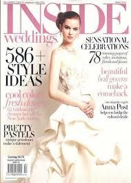 wedding magazines 17 best top wedding magazines images on wedding