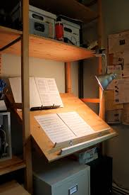 Standing Desks Ikea by Ivar Stand Up Music Cueing Desk Drafting Table Ikea Hackers