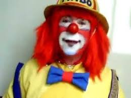 birthday clowns it tougher than you think i ll take that timbo s happy birthday clown wish to you