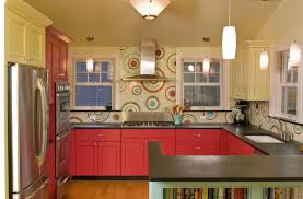 Kitchen Backsplash Trends Red Backsplash For Kitchen Backsplash Red Tile Design Design Ideas