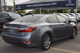 lexus car dealerships in utah used 2016 lexus es 300h for sale murray ut vin jthbw1gg1g2102503