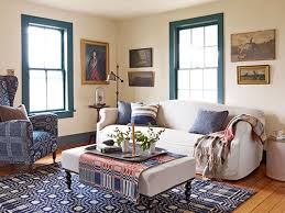 Best Primitive And Colonial Living Rooms Images On Pinterest - Colonial living room design