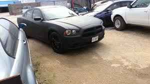2006 dodge charger awd 2011 matte black dodge charger r t awd