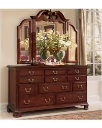 american drew cherry grove china cabinet deal alert american drew cherry grove 11 drawer dresser adl871 2