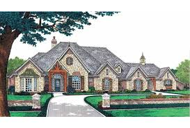 French Country Floor Plans Eplans French Country House Plan Luxury Living On A Single Level