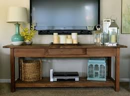 console table tv stand wall mounted tv console wall mounted tv with console table