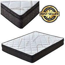pillow top mattresses ebay