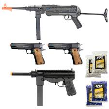amazon com bbtac airsoft gun package world war ii collection
