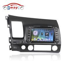 lexus rx300 navigation dvd free shipping car video player for hondai civic left car dvd