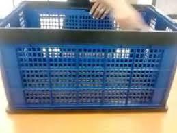 Keranjang Industri keranjang lipat industri foldable container box review